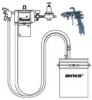 Diaphram Pump Spray Outfit -- DVP wall mtd. conventional outfit -- View Larger Image