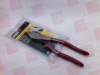 DIAGONAL CUTTER, 205MM OVERALL LENGTH:205MM CUTTER TYPE:DIAGONAL CUT TYPE:STANDARD ROHS COMPLIANT: NA -- D2288 - Image