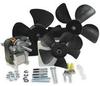 C-Frame Motor Kit,1/150 HP,3000,115 V -- 3HEH1