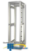 Chatsworth Products C Series SlimFrame Cabinet -- C1155 -- View Larger Image