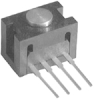 FSG Series force sensor, non-compensated, 0 g to 1500 g force range -- FSG15N1A - Image