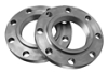 Carbon Steel Forged Raised Face Threaded Flanges 150#