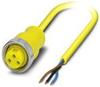 Sensor/Actuator cable - SAC-3P- 2,0-400/MINFS - 1531989 -- 1531989