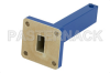 1 Watt Low Power Precision WR-51 Waveguide Load 15 GHz to 22 GHz -- PE6812 - Image