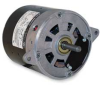 Oil Burner Motor,1/3 HP,1725,115 V,48N -- 4MA20