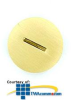 Leviton Brass Duplex Replacement Screw Cap -- 25249-CAP