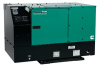 Commercial Mobile Quiet Diesel Series Generator -- QD 12000