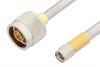 SMA Male to N Male Cable 60 Inch Length Using PE-SR401AL Coax -- PE34259-60 -Image