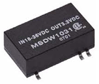 Miniature SMD, Single Output DC/DC Converters -- MSDW1000 Series 1 Watt - Image