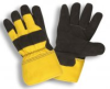 Insulated Leather Palms Gloves (1 Dozen) -- 7410