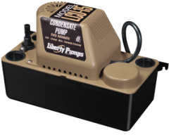 Condensate pump from Liberty Pumps