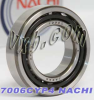 7006CYP4 Nachi Angular Contact Bearing 30x55x13 -- Kit10831