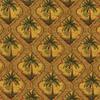 Banana Tree Frame Chenille Fabric -- R7230 - Image