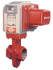 Electro-Mechanical Gas Shut Off Valves -- Series STO-AS - Image