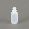 Ellsworth EA-60-6 Polyethylene Boston Round Squeeze Bottle Opaque 1 oz -- EA-60-6 -Image