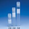 Cryules Sterile Round Bottom Polypropylene Cryogenic Vials -- 985744