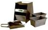 Seedburo Riffle Divider - RIFFLE TYPE SAMPLE SPLITTER W/14 CHUTES -- R62