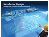 Embedded Software Platforms and Tools -- Moxa Device Manager