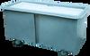 Maxi-Movers Spring Lift Platform Truck -- M2914 Class 7