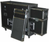 Escort Case-in-Case Flat Screen Case -- APFC-0004 - Image