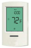 Digital Thermostat,40 to 95F -- 6MJW6
