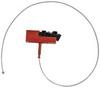 SINGLE POLE CLAMP ON BREAKER LOCKOUT -- 15Y506