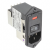 Power Entry Connectors - Inlets, Outlets, Modules -- 6609941-5-ND -Image