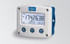 Flow Rate Indicators / Totalizers with Analog or Pulse Outputs -- F115 -- View Larger Image