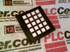 KEYPAD, 5X4, MATRIX, BLANK -- 88JB2