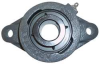 Mounted Bearing,2-Bolt Flange,1-1/2 In -- 5RYF4 - Image