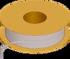 Flexible Tubing, Nylon, Natural -- AP01N1691NA
