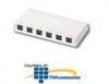Panduit® Mini-Com Shuttered Surface Mount Boxes -- CBXS6-A