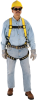 Workman Construction Harnesses - back & hip D-rings, shoulder pads > SIZE - XL > UOM - Each -- 10077572 -- View Larger Image