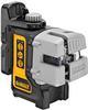 Self Leveling 3 Beam Line Laser -- DW089K - Image