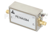 600 mW Psat, 800 MHz to 5.5 GHz, Medium Power Broadband Amplifier, 20 dB Gain, 34 dBm IP3, SMA -- PE15A3264 -Image