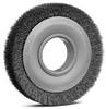 H10234, 10 Inch Heavy Duty Wire Wheel -- 41114 - Image