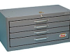 Storage Cabinets for Drills, Taps, Reamers -- Master Dispenser Cabinets - Image