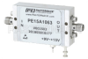 40.5 dB Gain, 34 dBm IP3, 0.9 dB NF, 20 dBm Psat, 10 MHz to 600 MHz, Low Noise Amplifier, SMA -- PE15A1063 -Image