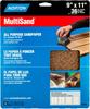 Norton MultiSand AO Coarse Grit Paper Sheet -- 7660702275 -Image