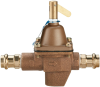 Bronze High Capacity Feed Water Pressure Regulators -- B1156F - Image