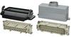Rectangular connector kit ILME MNLS-24IV32