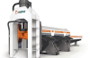 Metso PowerCut Wing Scrap Shear