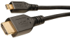 HDMI to Micro HDMI Cable with Ethernet, Digital Video with Audio Adapter (M/M), 3-ft. -- P570-003-MICRO