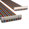 Rectangular Cable Assemblies -- M3BBA-4018R-ND -Image