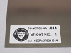 Stress Annealed Magnetic Shielding Sheet - Co-NETIC® AA -- CS062-30-120 -Image