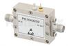 2.5 dB NF, 22 dBm P1dB, 6 GHz to 18 GHz, Low Noise Broadband Amplifier, 38 dB Gain, 30 dBm IP3, SMA -- PE15A3259 -Image