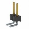 Rectangular Connectors - Headers, Male Pins -- HTSW-102-08-F-S-RA-ND -Image
