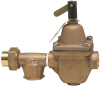 Bronze Feed Water Pressure Regulators with Separate Strainer -- T156B - Image