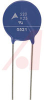 Varistor, Circuit Protection;25Vrms;77V;2000A;Metal Oxide;11100pF;Wire;0.2W;25ns -- 70102340