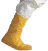 Disposable Latex Response Boots -- WPL241